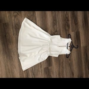 White Everly Dress